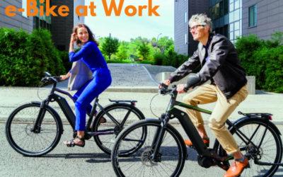 Allez hop ! Au travail à vélo !